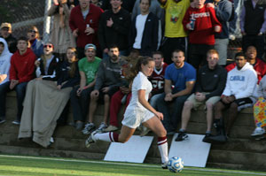 Courtney Brant - Women's Soccer NCAA