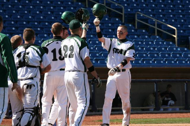 Rua Becomes All-Time Lake Erie Home Run Leader in Home-Opening Sweep of B-W