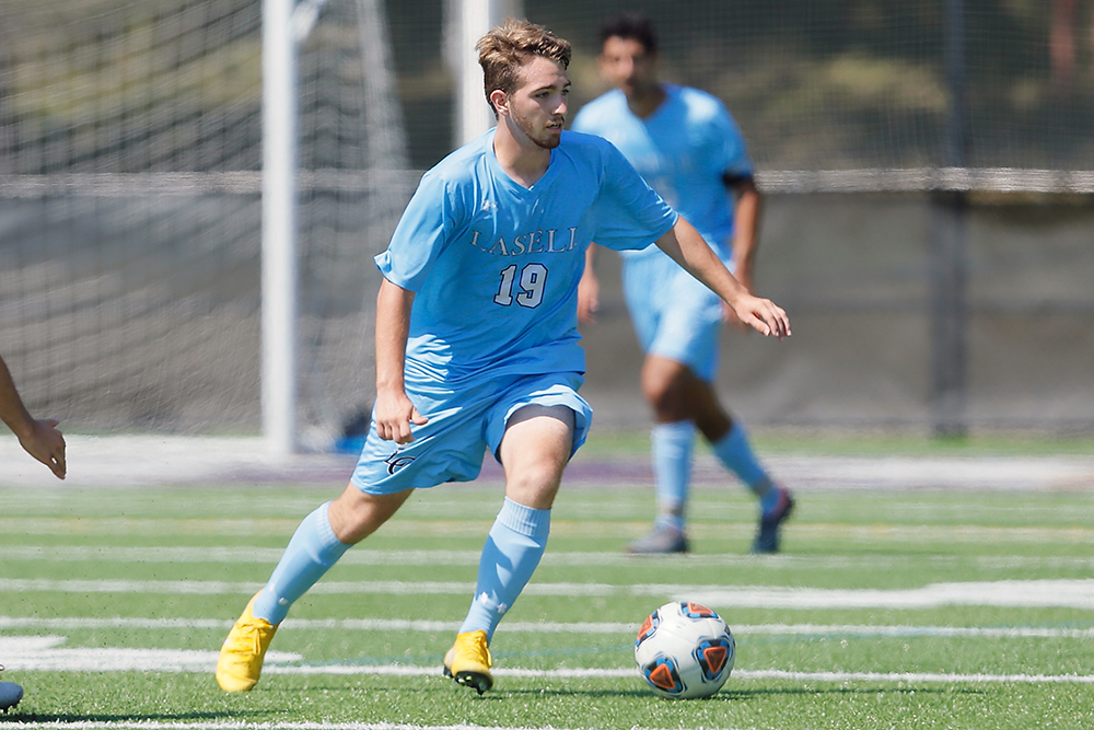 MSOC: Lasell blanked by Elms