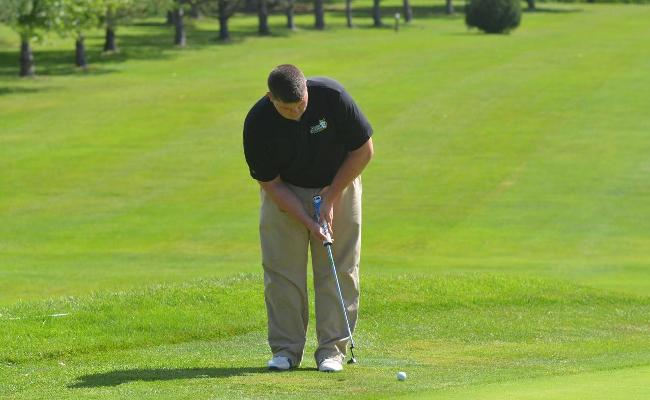 Freshman Michael Parrow and the Keuka College men's golf team concluded the season with a third-place finish in Friday's SUNY Cobleskill Spring Invitational.