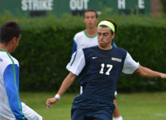Salve Regina Strikes Men's Soccer After Lightning Delay