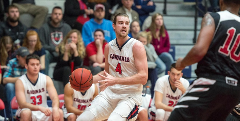 Cardinals Drop Thriller at Walsh in GLIAC Action