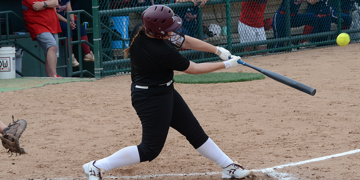 Evangel Softball Uses Home Run in Split vs MidAmerica Nazarene