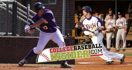 Miles, Stephens named All-Americans by CollegeBaseballInsider.com and Louisville Slugger