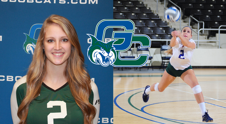 Roper Named PBC Women's Volleyball Player of the Week