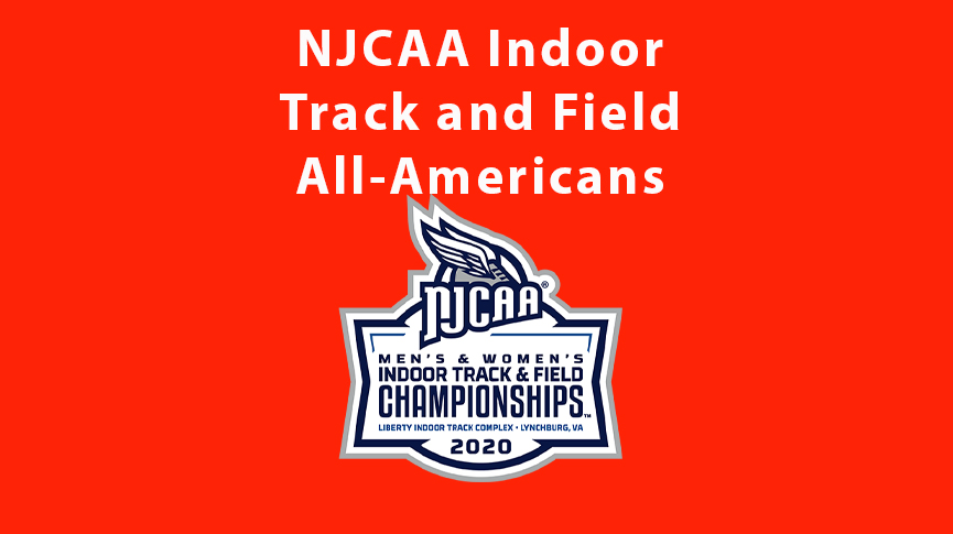 Mesa lands two indoor track and field All-Americans
