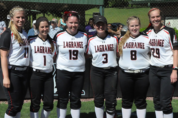 Softball: Panthers take on No. 10 Emory for Senior Day doubleheader
