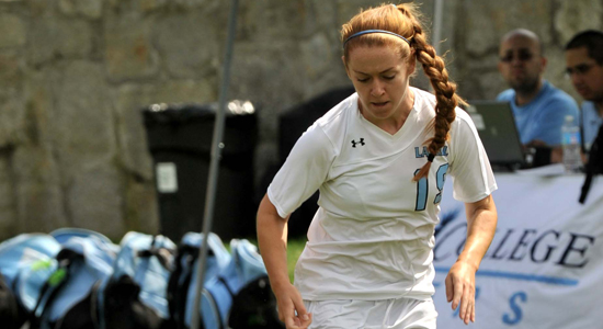 Women's Soccer Moves to 2-0 with 7-0 Victory over Alfred