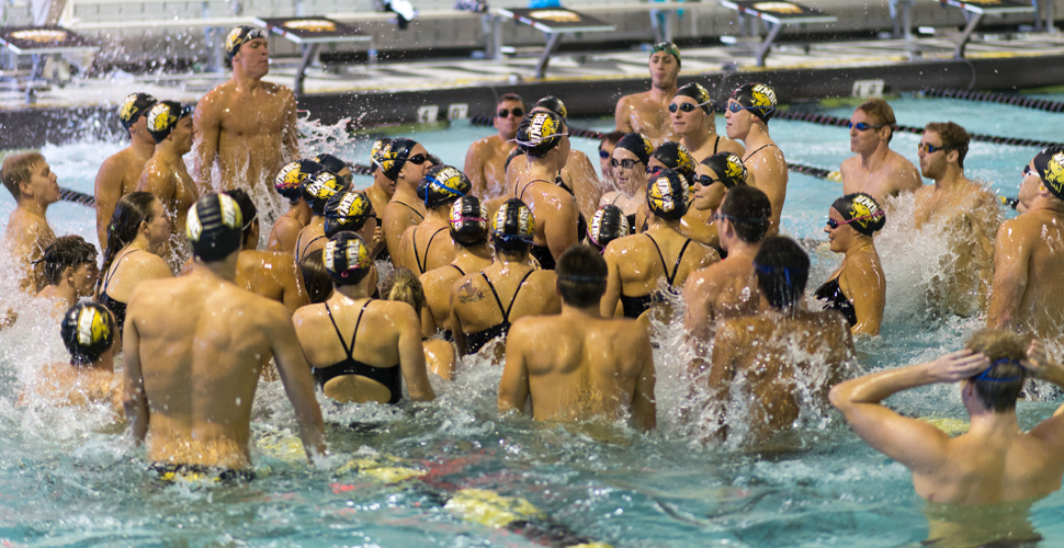 UMBC Swimming and Diving Signs Contract to Continue with Speedo