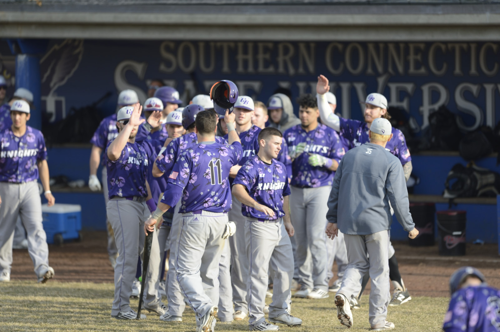 UB Baseball Tames Golden Lions, 7-6, To Stay Alive In NCAA Baseball East Regional