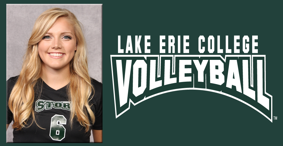Kedroske Named All-GLIAC Honorable Mention