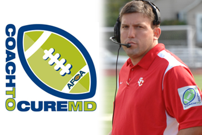Simpson football coaches to take part in Coach to Cure MD