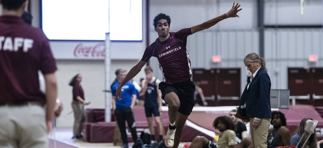 Men's Track and Field Opens Weekend at Fastrack National Invitational at Ocean Breeze