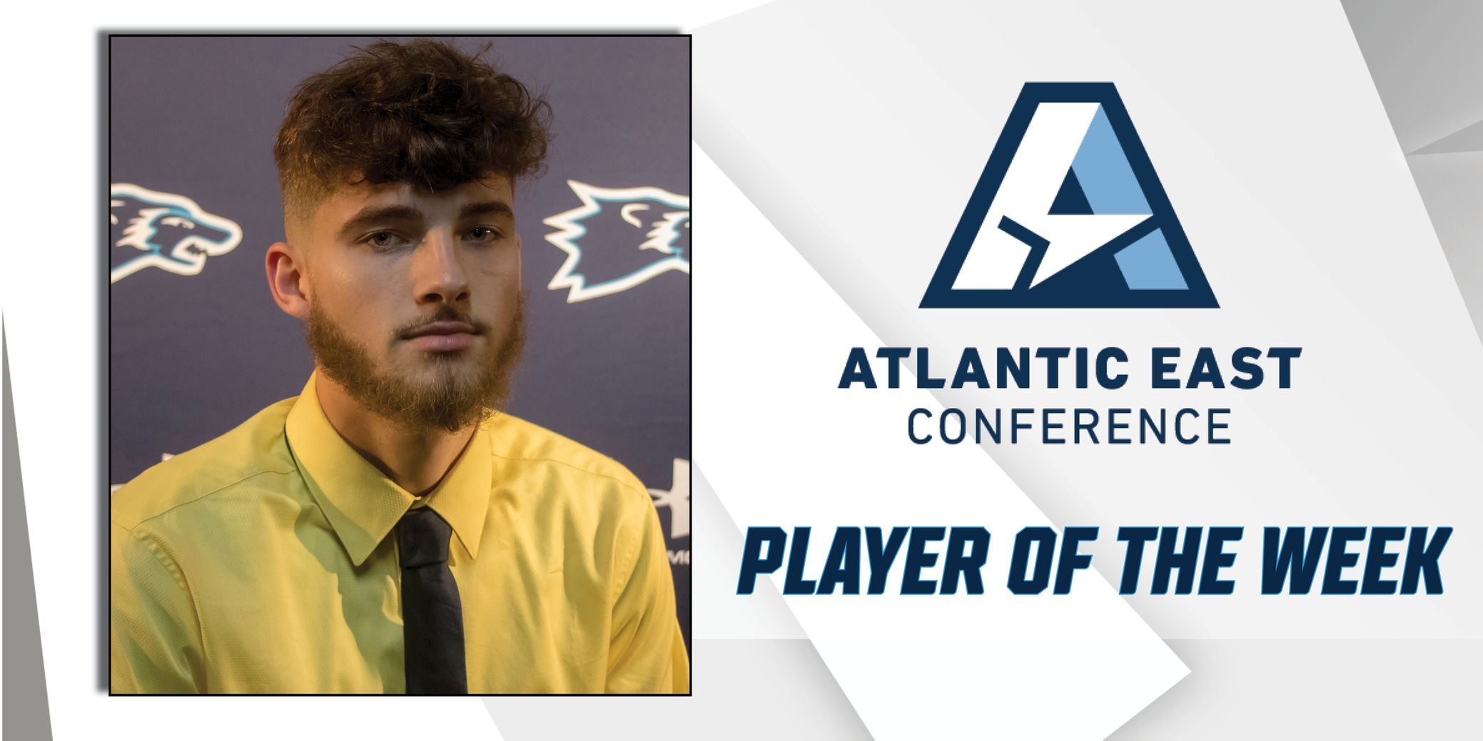 Cameron collects third Atlantic East weekly honor of season