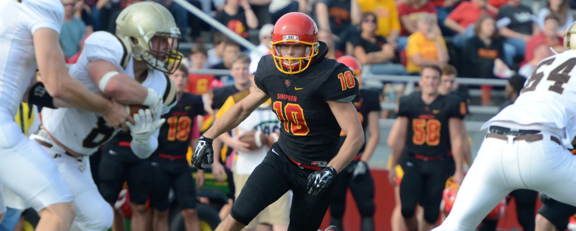 Football Preview Game 10: Coe