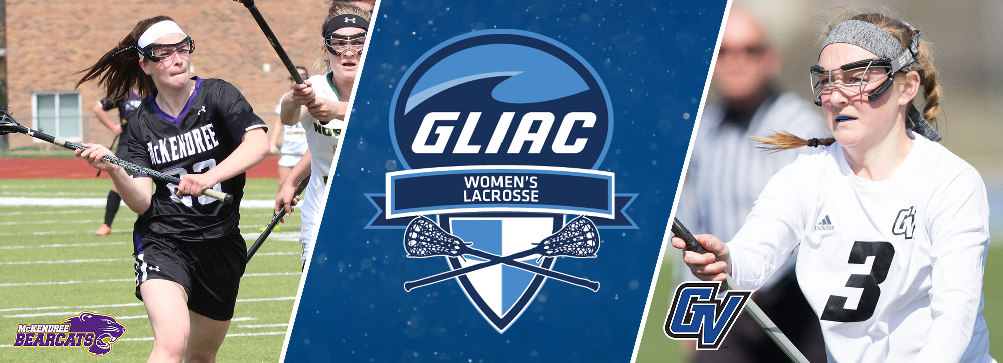 GVSU's Neuman, McKendree's Sugarman Earn GLIAC Lacrosse Weekly Honors