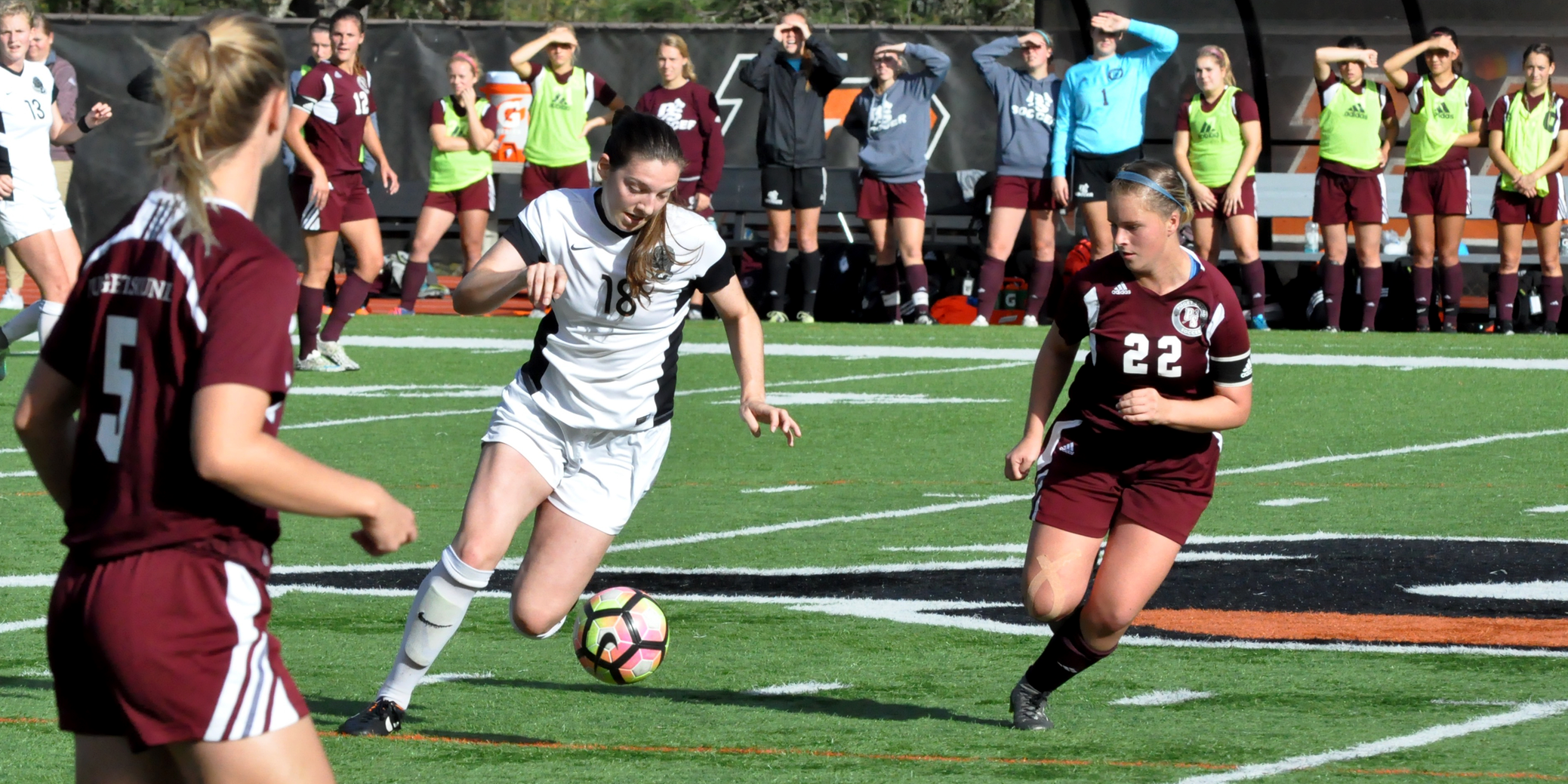 On Senior Day, Fikso's goal the difference over Puget Sound