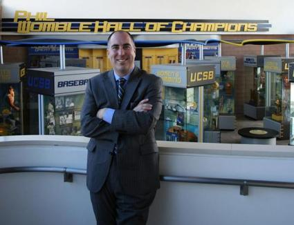 UCSB Athletics Director Mark Massari