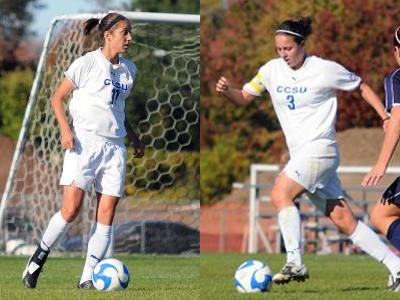 Hilt and Tregear Earn All-Region Honors from NSCAA/adidas