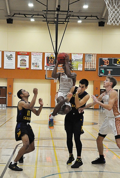Strong Second Half Leads Cacti To Win