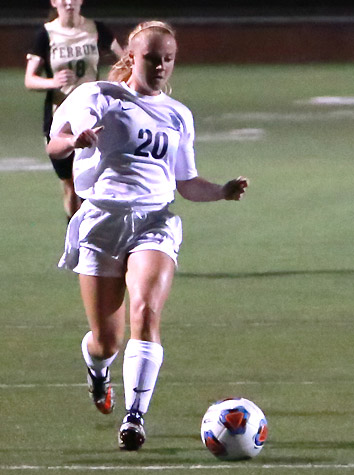 Brevard Women's Soccer Shuts Out Emory & Henry, 4-0, Friday Evening
