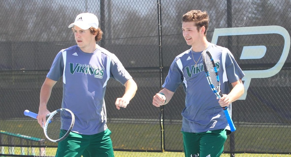 Mostardi & Slade Advance To Main Draw Doubles Championship At Viking Invitational