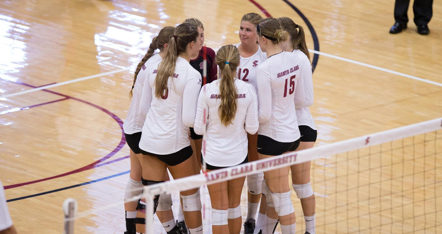 Volleyball Hosts USF on Thursday In Lone WCC Match This Week