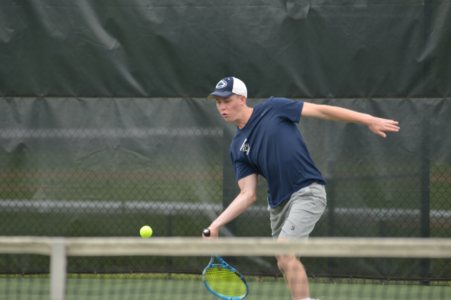 Men's Tennis Set For AMCC Weekend