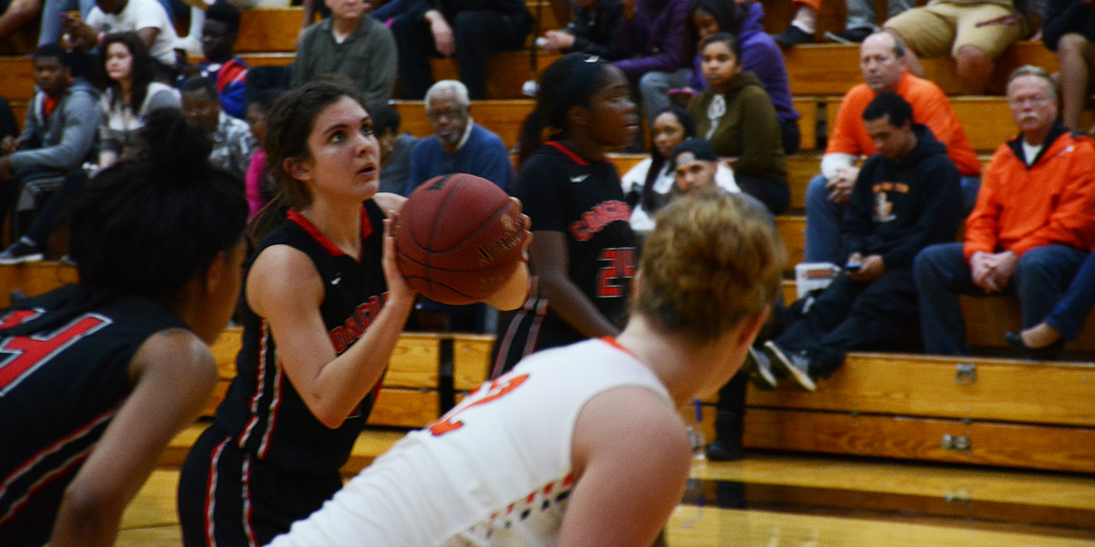 Photo for Women's basketball eliminated by #17 Indiana Tech