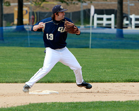 Jeremy Shepps lands on 2010 All-CAC baseball second team