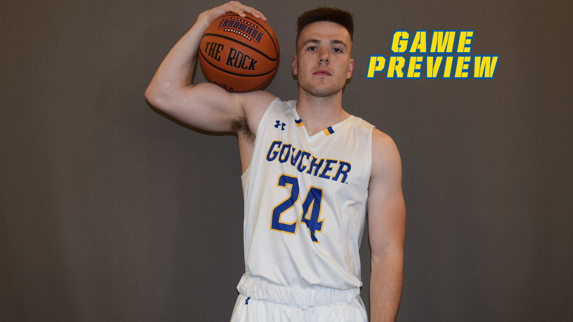 Goucher Men's Basketball Opens League Play At Home Against Scranton On Saturday