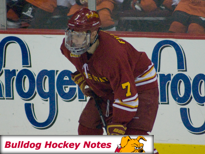 Weekly Game Notes 29-30: Northern Michigan at Ferris State