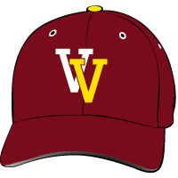 Victor Valley College Rams Hat with Logo