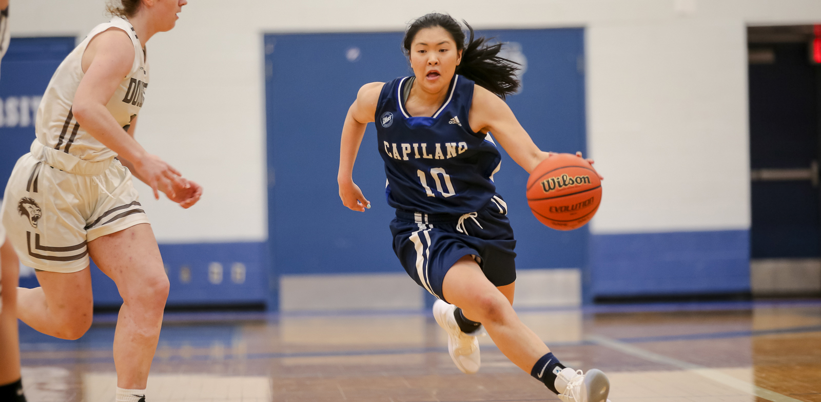 Fourth-year guard Reiko Ohama. Photo Paul Yates / Vancouver Sports Pictures