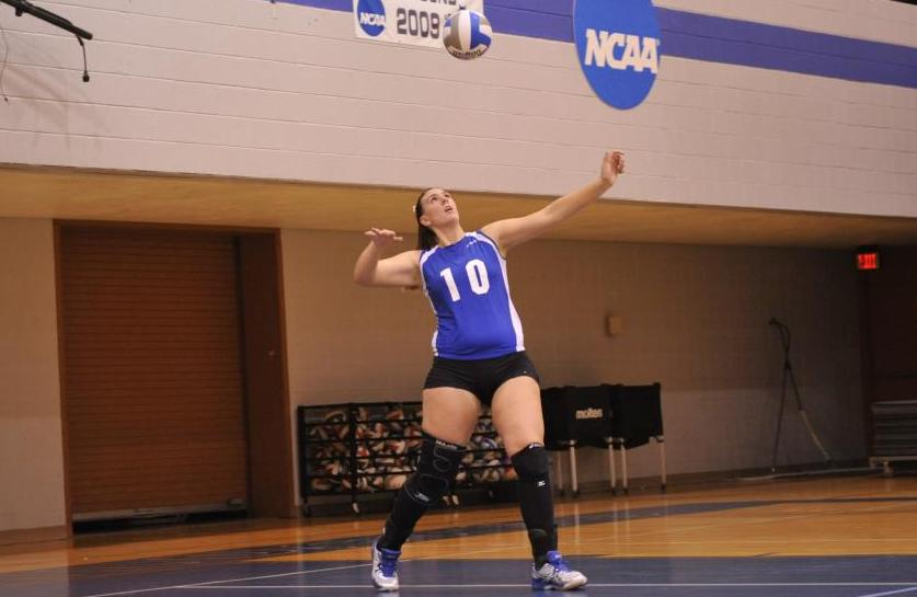 Women's Volleyball Finishes Weekend 3-1; Wins Silver Division at Oswego State Invitational