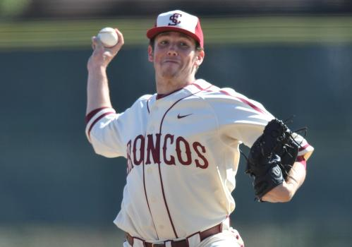 Santa Clara Wins Behind Couch's Complete Game Shutout