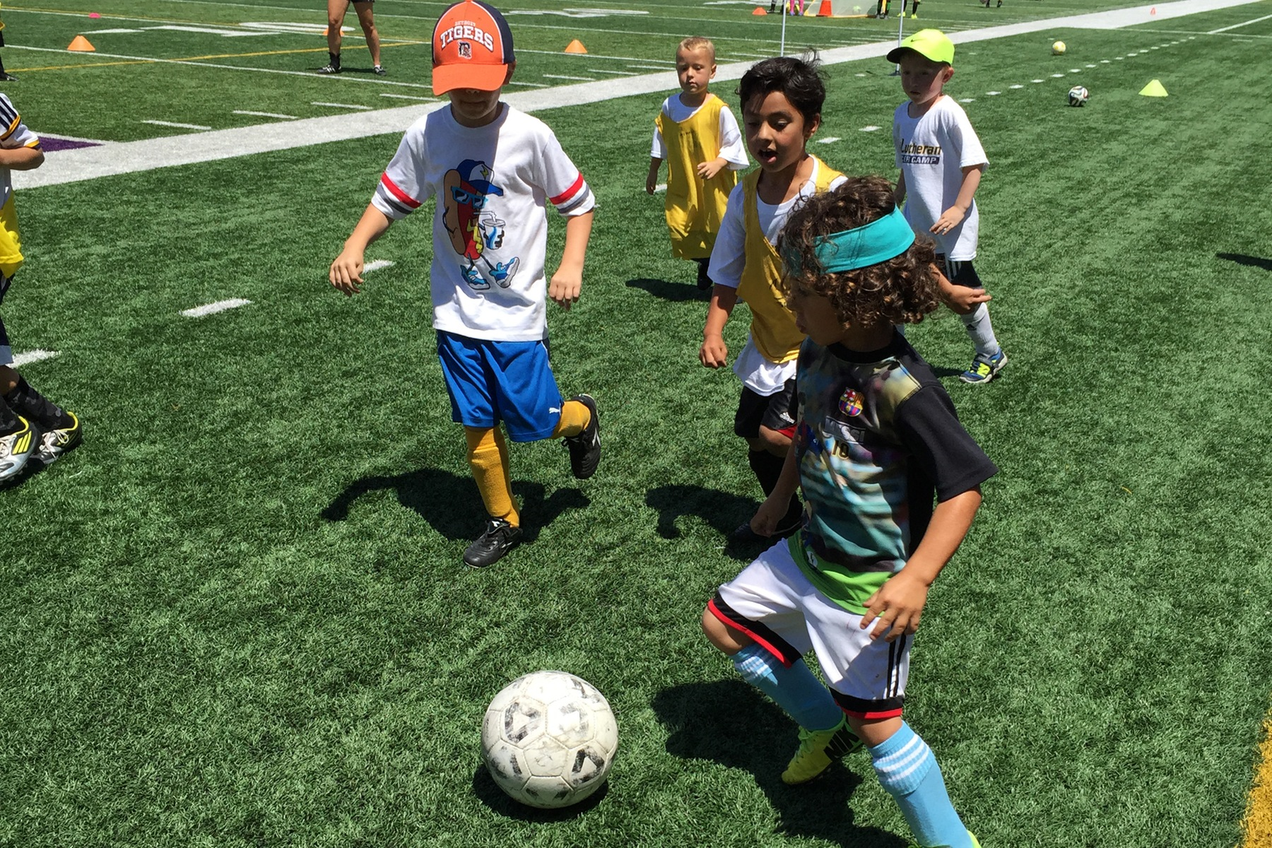 Cal Lutheran Hosts Youth Sports Camps