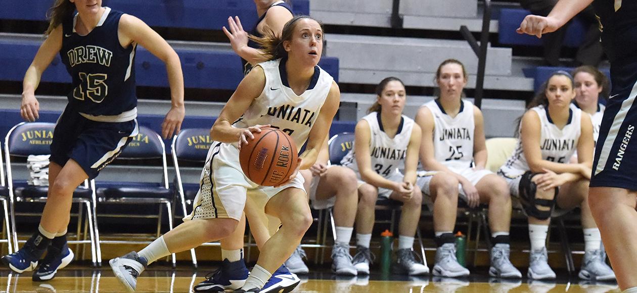 Juniata Stopped by Landmark-Leading Catholic