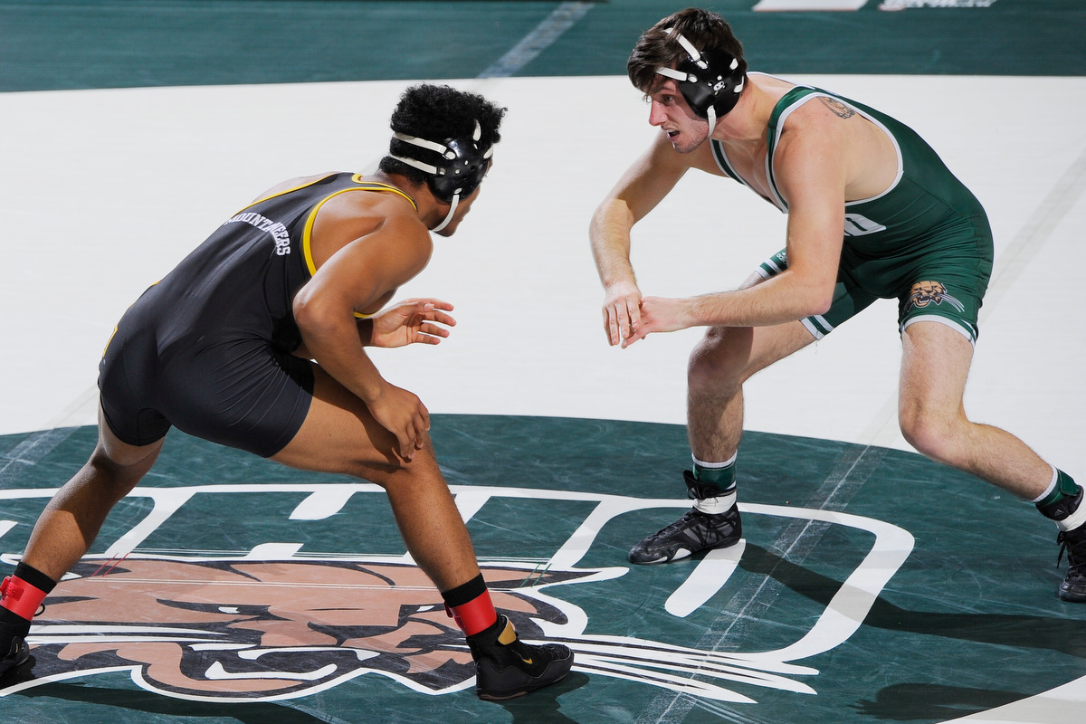 Ohio Wrestling Set for Weekend of Conference Action