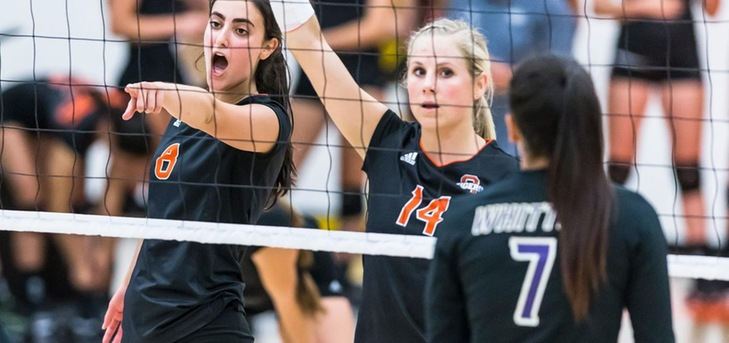 Strohm Notches Third All-SCIAC Honor