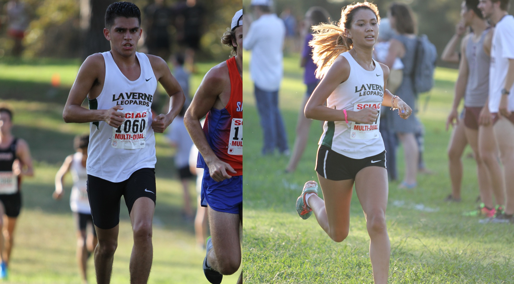 Cerrillos earns All-Region honors at NCAA West Regional