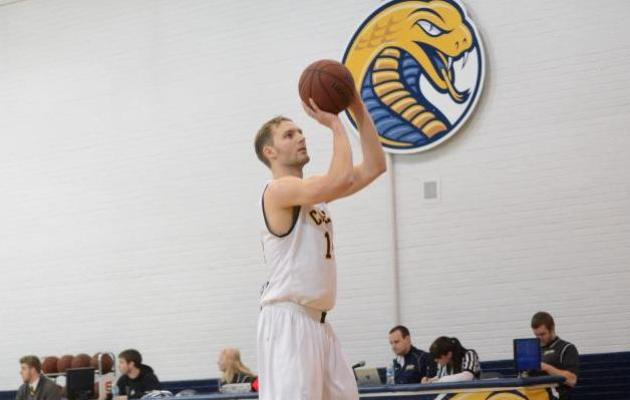 Coker's Second Half Comeback Falls Short in 64-62 Loss to Pfieffer