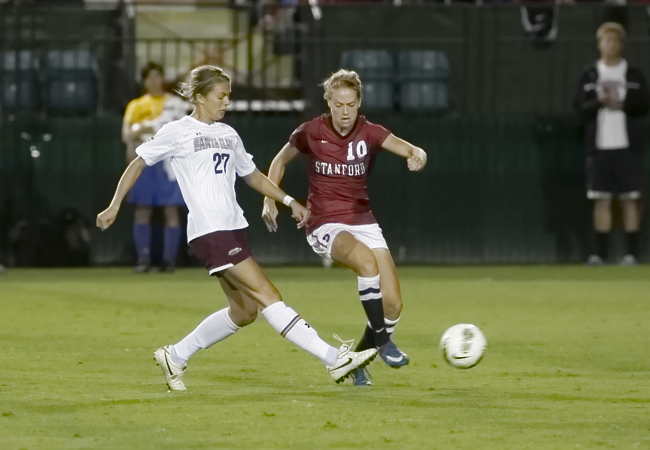 Bronco Women's Soccer To Play Two Pac-12 Opponents This Weekend