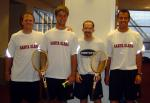 Men's Tennis Pro-Am: A Smashing Success