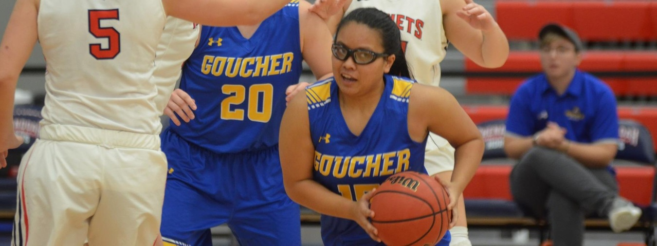 Goucher Women's Basketball Heads To Juniata On Wednesday Night