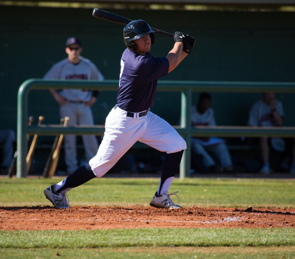Felix and Catalano spark offense in Baseball's Split at Mesa CC