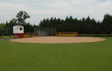 2016 Capital Athletic Conference Softball Tournament Webpage