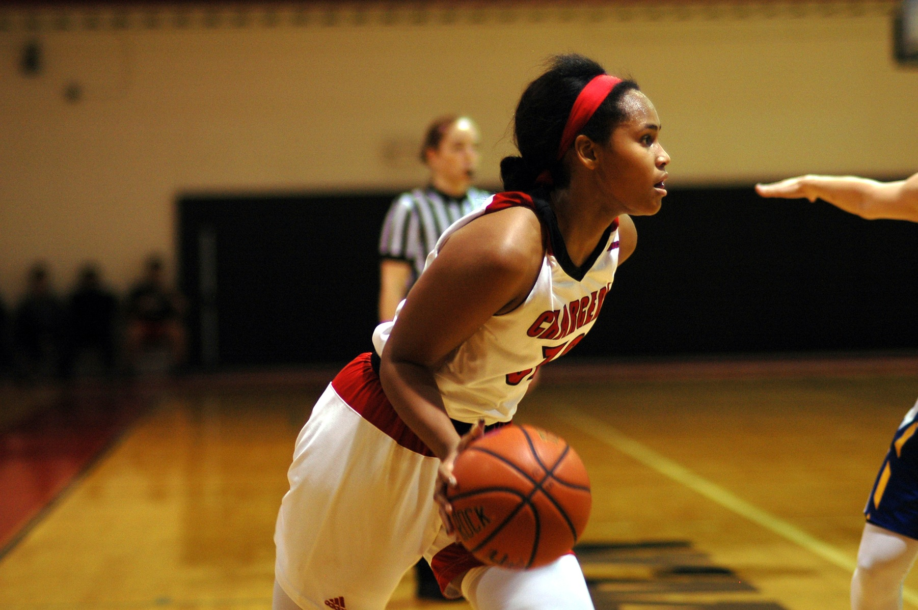 LADY CHARGERS OVERMATCHED BY SCSU OWLS