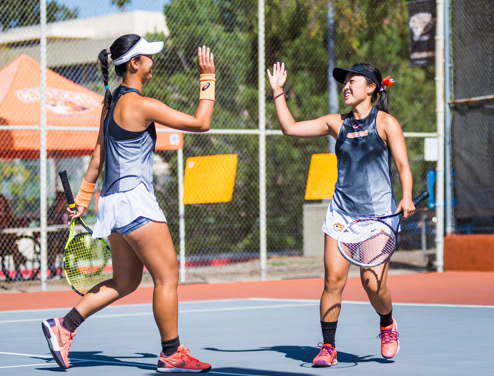 Women's Tennis Sends Six to ITA Regionals