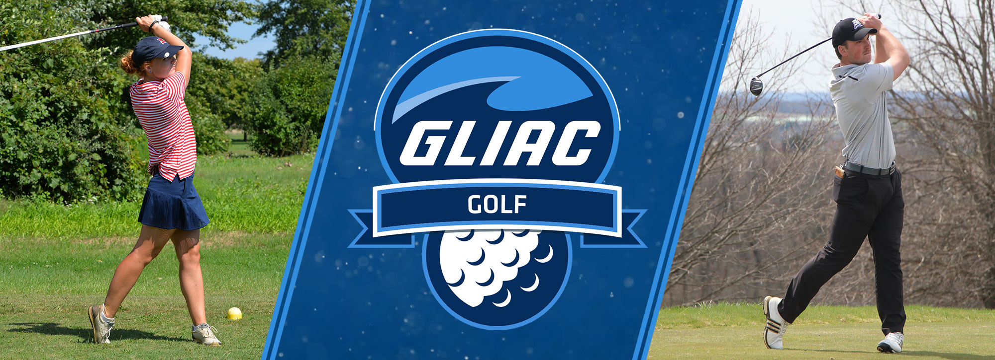 SVSU's Marston, GVSU's White Earn GLIAC Golfer of the Week Accolades